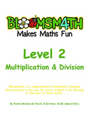 Bloomsmath Differentiated Multiplication and Division Year