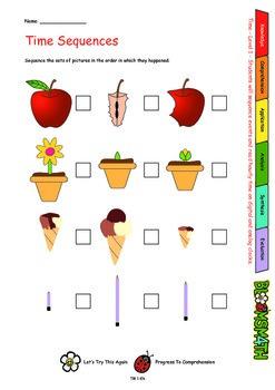 Bloomsmath Differentiated Time Kindergarten Maths Activities