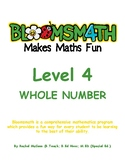Bloomsmath Differentiated Whole Number Maths Activities fo