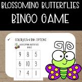 Blossoming Butterflies Math {Bingo Game}