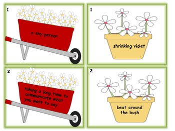 Blossoming Idioms