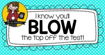 Blow Testing Treat