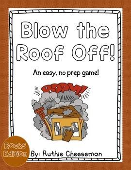 Blow the Roof Off: Rocks and Minerals