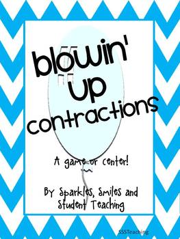 Blowin' Up Contractions