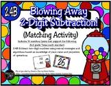 Blowing Away 2-Digit Subtraction (TEKS 2.4B)