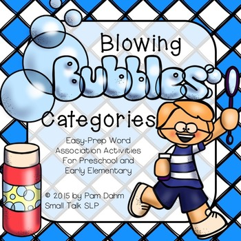 Blowing Bubbles: Categories