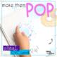 Blowing Bubbles Interactive Preschool Prepositions Book