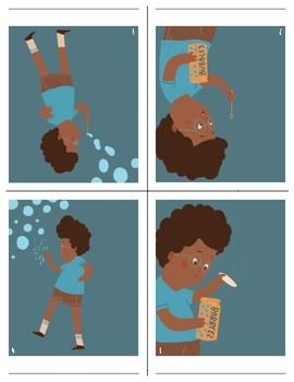 Blowing Bubbles Sequences