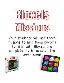 Bloxels Missions