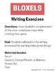 Bloxels - Writing Exercises