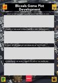 Bloxels lesson help sheets