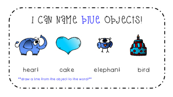 Blue Activity Book!