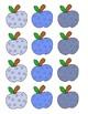 Blue Apple Labels