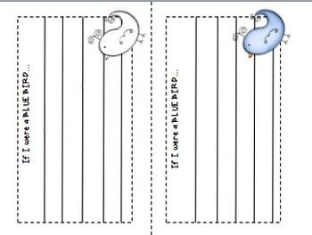 Blue Bird Craftivity and Printables