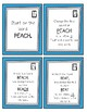 Blue Bot Phonics Task Cards (ea words)