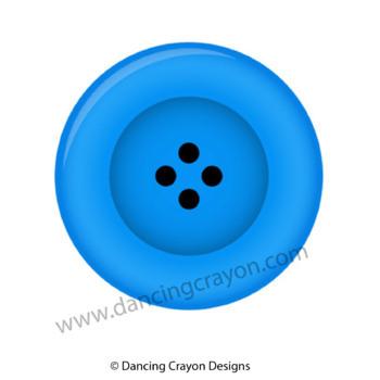 Blue Clip Art - Color Clipart Series Set 5
