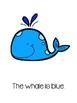 Blue (Color) Emergent Reader and Teacher Book