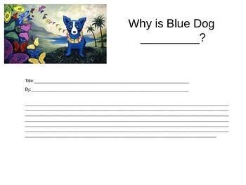 Blue Dog Rubric Checklist