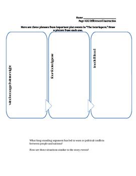 Blue Edge Level B Unit 5, Cluster 1 page 400