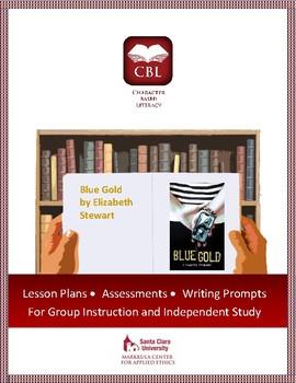 Blue Gold Novel Study Guide