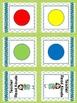 Blue Green Labels
