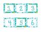 Blue Green Polka Dot Bundle