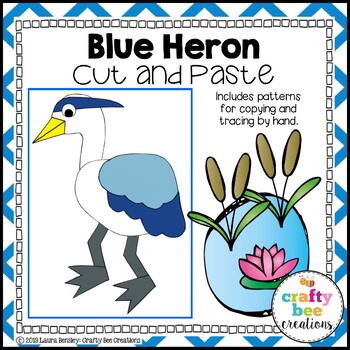 Blue Heron Craft