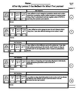 """LLI Blue Kit """"I Can Reflect"""" Worksheets Lessons 1-120"""