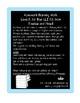 Blue LLI Weekly Homework Kit for Level K. CCSS