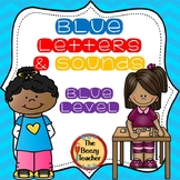 Blue Level Letters and Sounds
