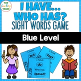 New Zealand Sight Words - Blue Level Sight Word Game - I h