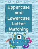 Blue Monster Letter Match