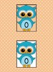 Blue Owl Full Page Math Number Posters 0-100
