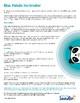 Blue Pandas Ice-breaker