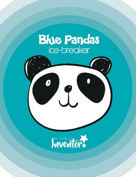 Blue Pandas Ice-breaker