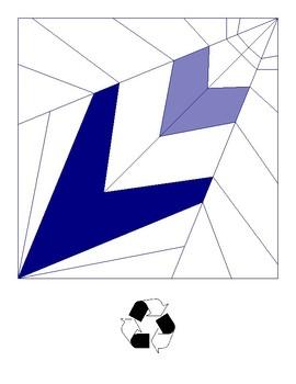 Blue Parrot Origami