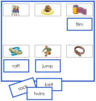 Blue: Phonetic Sheets & Labels