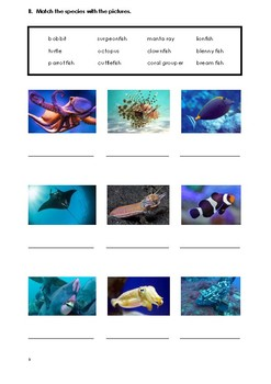 Blue Planet II Series - Video Activity Book (32 pages)