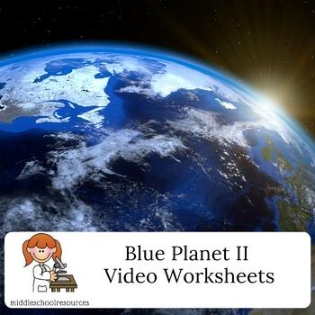 Blue Planet Ii The Deep Video Worksheet