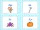 Blue Polka Dot Alphabet Cards