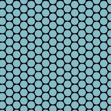 Blue Polka Dots Scrapbook/ Digital Background