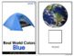 Blue - Real Life Colors Adapted Book Bundle | Real Picture Color Books