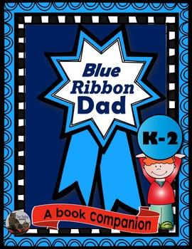 Blue Ribbon Dad (a book companion)