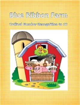 Blue Ribbon Farm Ordinal Numbers Game