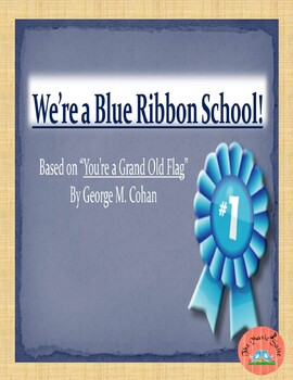 Blue Ribbon School Song