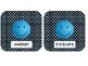 Blue Smile Dismissal Clip Chart