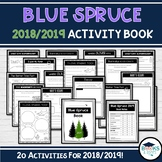 Blue Spruce Activity Book 2019