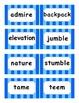 Reading Street Amazing Words Unit 3-Grade 3 (Blue Striped)
