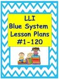 Lesson Plans Blue System #1-120
