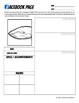 Blue Whale -- 10 Resources -- Coloring Pages, Reading & Activities